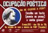 Cartaz Ocupacao Poetica